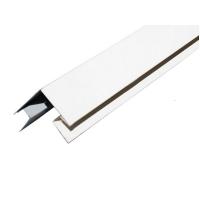 Планка угла наружного сложного 75х75х3000 / Премиум - ЭС