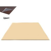 Лист плоский в плёнке / Стандарт - ПЭП