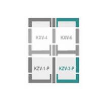 Оклад KSV-3-P (78х140) часть комбиниров. для волнистых покрытий