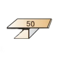 Планка стыковочная универсальная Woodstock 50х30х3000 / Премиум - ЭС